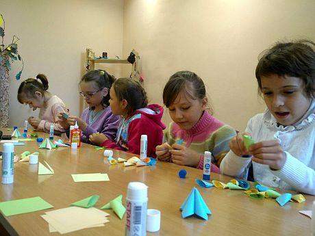 Познаем искусство оригами