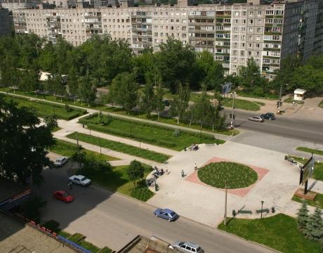 Проспект им. 70-летия Октября
