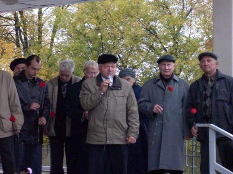 Выступление Хомутова Г.М. - зам. Генерального директора Ассоциации промышленников и предпринимателей Нижегородской области